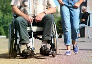 Disabilità nella malattia di Kennedy
