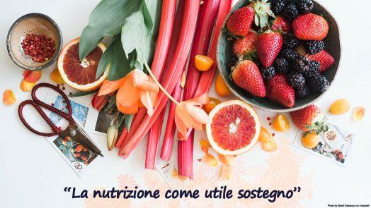 La nutrizione come utile sostegno SBMA